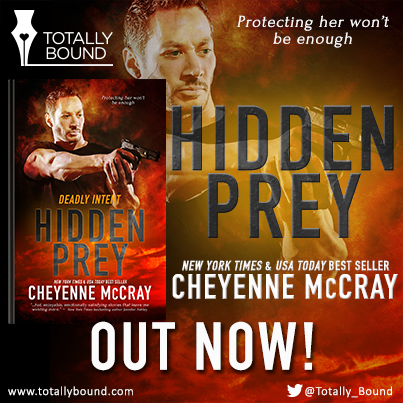 Hidden Prey is out!