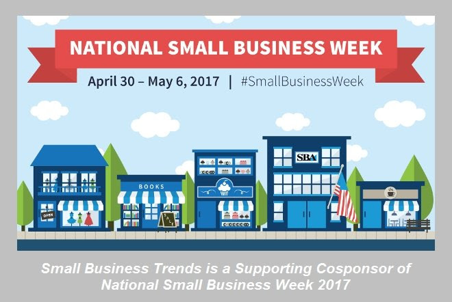 National Small Business Week 2017 Events