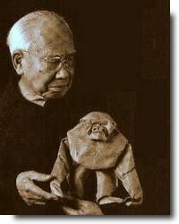 Akira Yoshizawa, o pai do origami