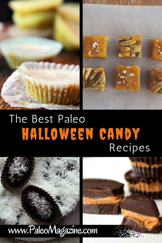"Sylvie Shirazi on Twitter: ""47 Gooey and Chewy Paleo Halloween Candy Recipes:  """