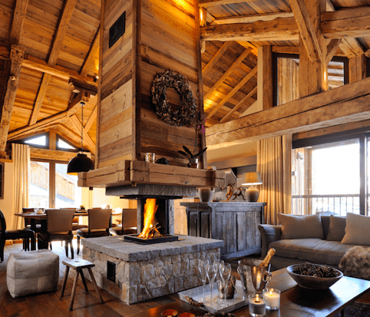The Best Luxury Ski Chalets in the World