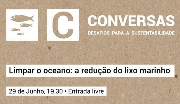 Lixo e Mar não combinam! Vá à palestra gratuita!