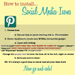 How To: Install Social Media Icons