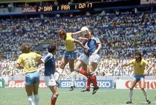 A História das Copas - 1986