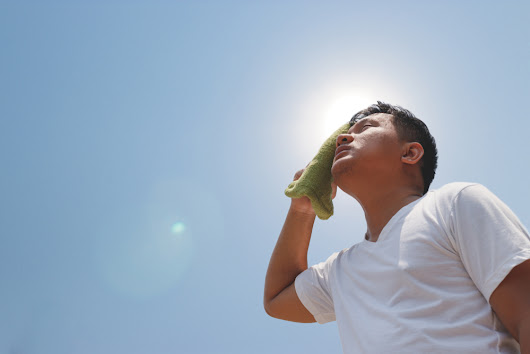 How to Fight Heatstroke for the Athletes