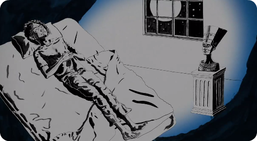 Jack White's Awesome New Interactive Video | Turn The Record Over