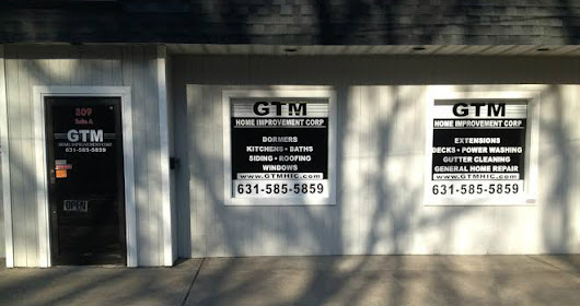 GTM Home Improvement Corp., Roofing, Siding, Restoration, Nesconset, NY