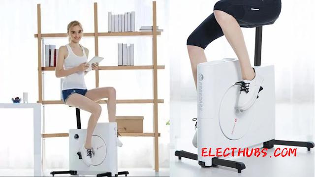 【M-Box 迷你健身單車】 可摺疊式收起、在家消脂修身 消費券網購