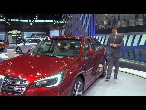2018 Subaru Legacy Preview