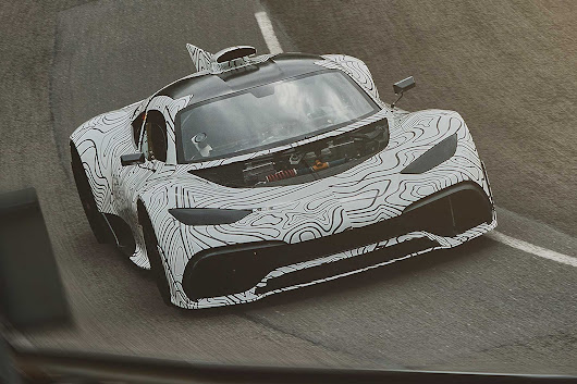 Mercedes-AMG Project One prototype is too noisy to keep secret | Motoring Research