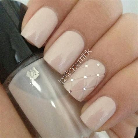 35 Glamorous Wedding Nail Art Ideas for 2019   Best Bridal