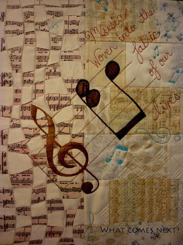 Music - woven