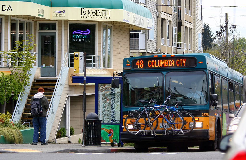 Bikes On Board Bus
