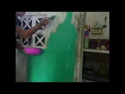Terbaik Tips Hemat Cara Membuat Cat Tembok Warna Hijau ...