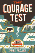 Title: The Courage Test, Author: James Preller
