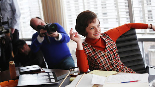 """Mad Men"" Creator Matthew Weiner's Reassuring Life Advice For Struggling Artists"