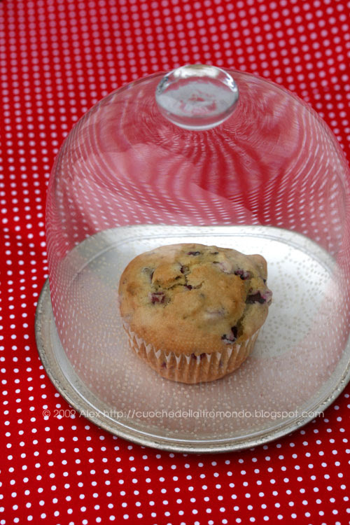 Muffin autunnale
