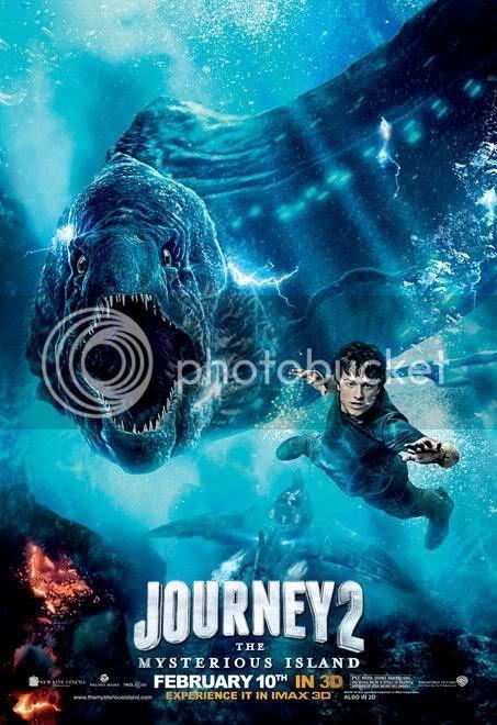 Journey 2: The Mysterious Island Viagem ao Centro da Terra 2: A Ilha Misteriosa