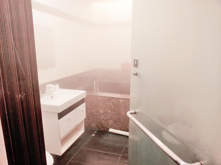 taipei private hot spring (wen quan)