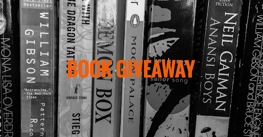 Book Giveaway - Flash Fiction Magazine