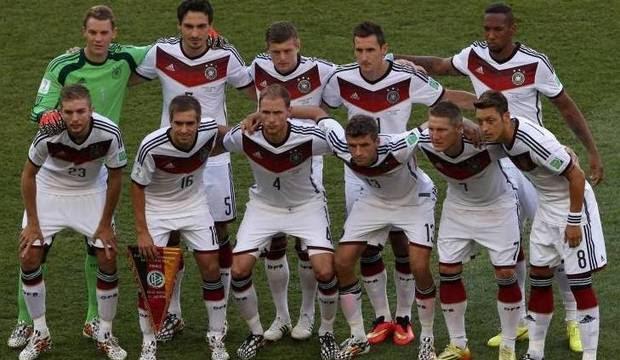Veja as melhores fotos da decisão do título da Copa do Mundo 2014