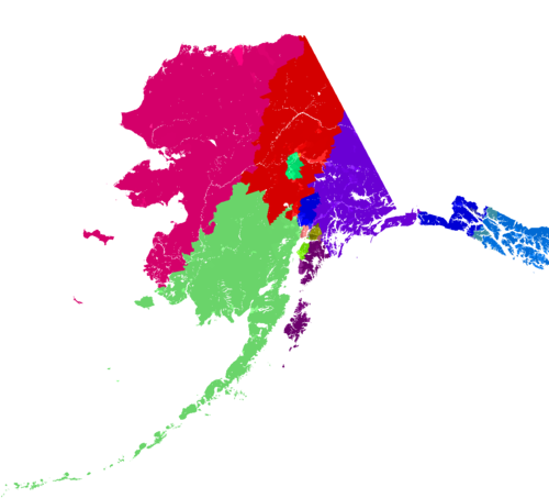 2010 Redistricting Results