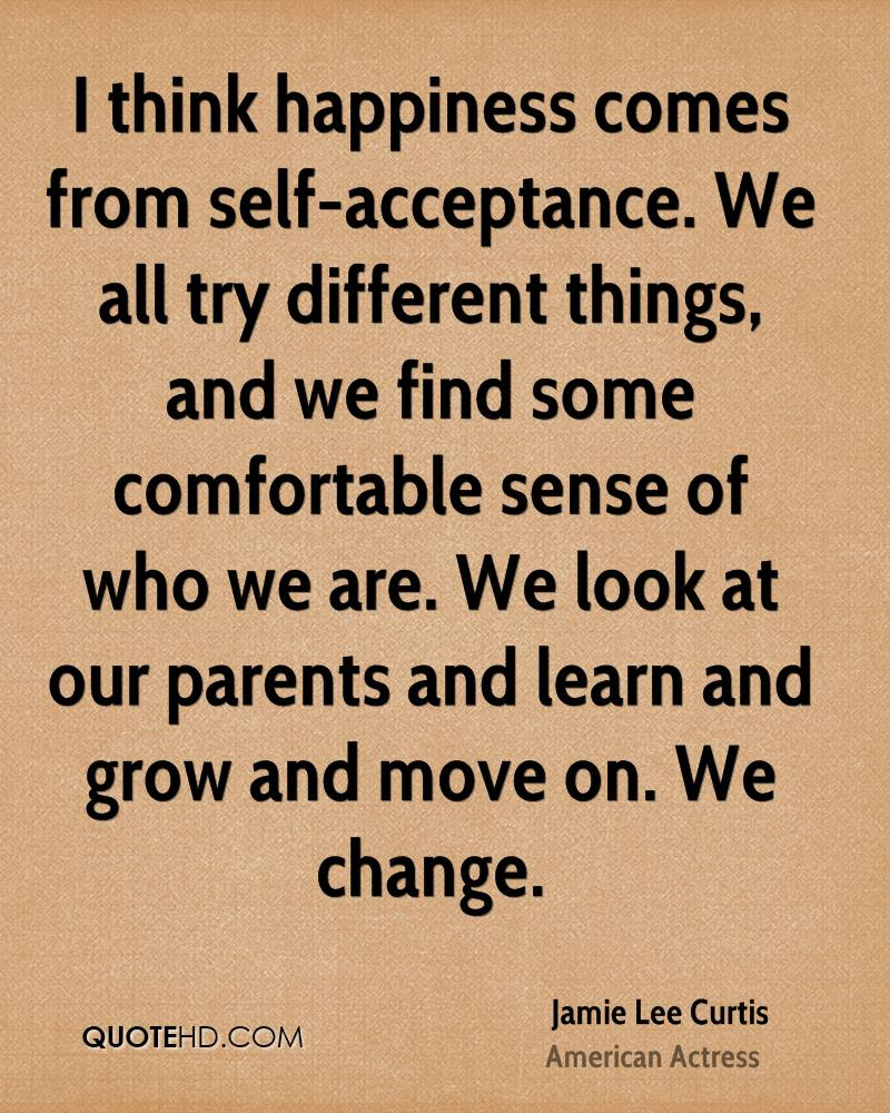 Jamie Lee Curtis Happiness Quotes Quotehd