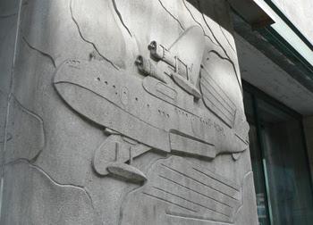 Flying Boat, former Postal Delivery Building, Toronto