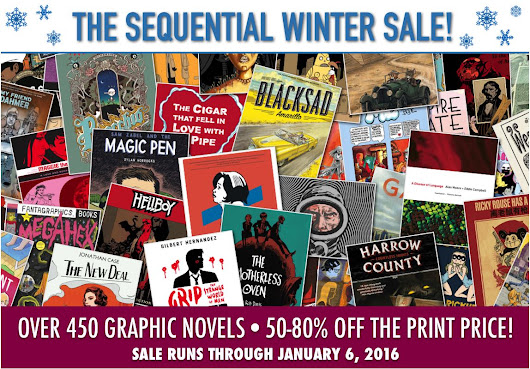 The SEQUENTIAL Winter Sale!