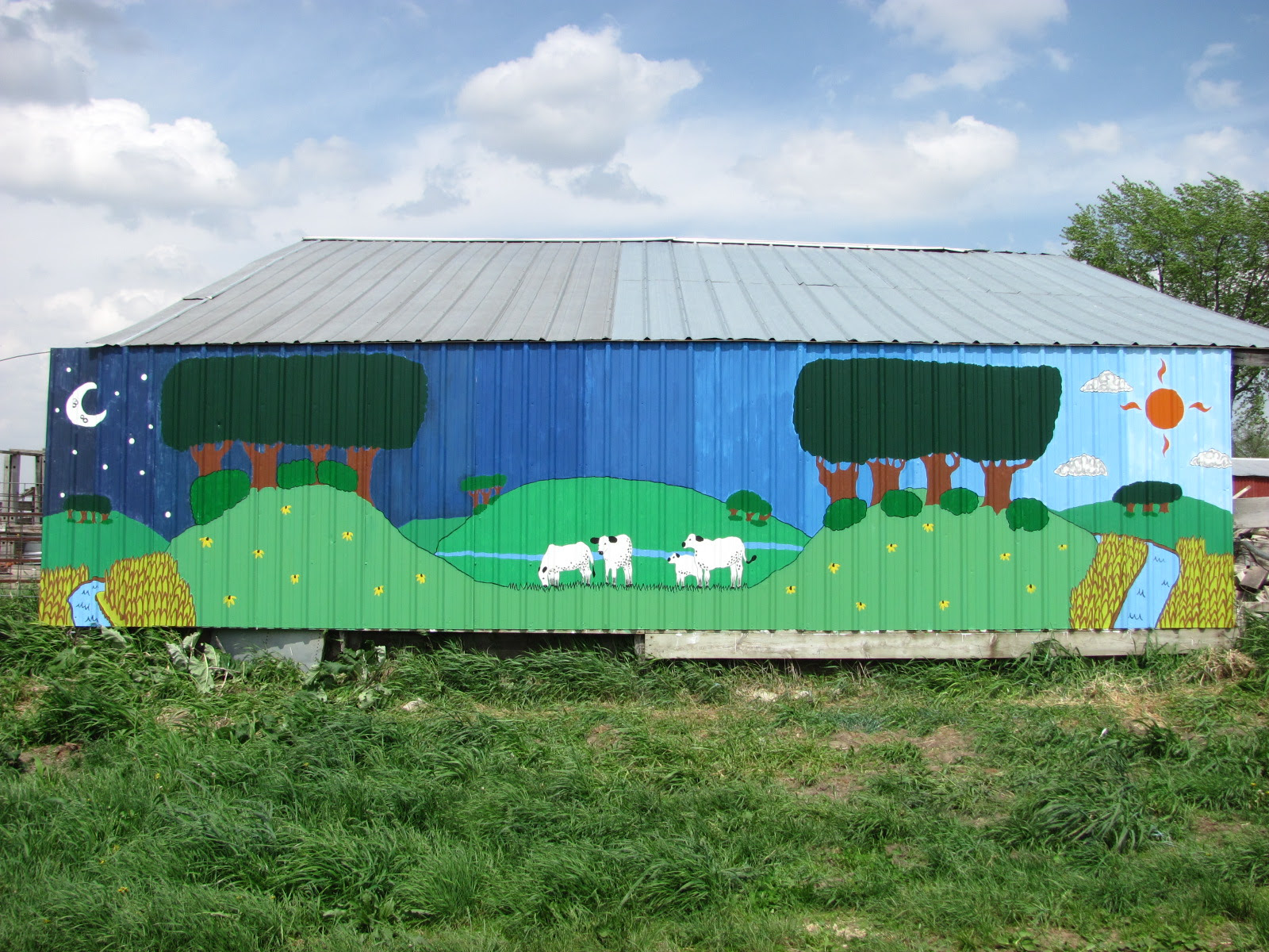 Completed Mural 2