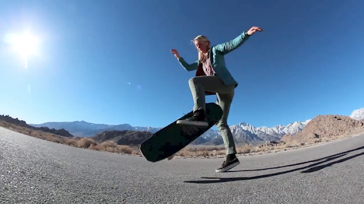 LGC USA's Amanda Powell – Desert Dogs »  Blog Archive » Longboard Girls Crew
