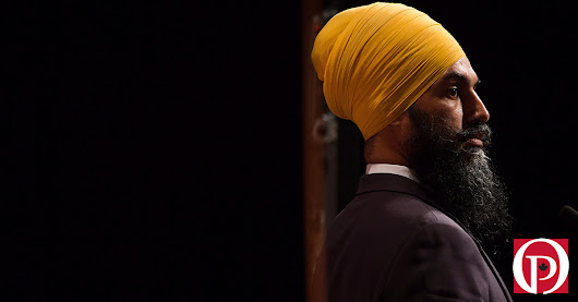 The misplaced praise for Jagmeet Singh