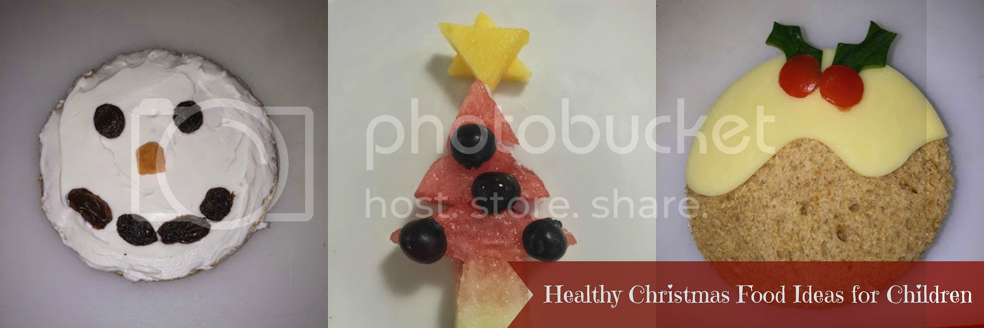 Healthy Christmas snacks for kids