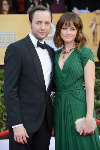 Vincent Kartheiser e Alexis Bledel (Foto: Getty Images)