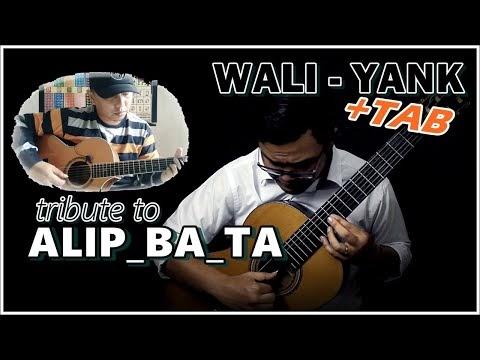 Wali - Yank - Guitar Tab