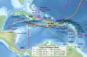 Voyage de Christophe Colomb