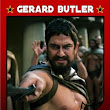 Actor Trading Cards: Gerard Butler