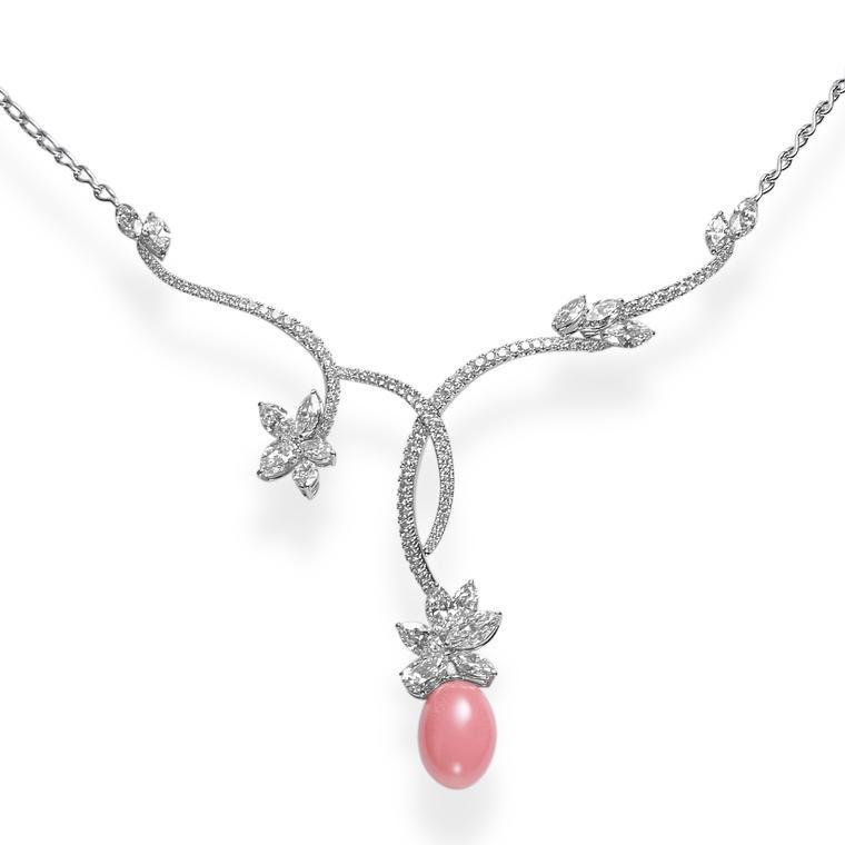 Resultado de imagen para conch pearls jewelry
