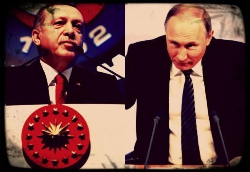 Stratfor: Ήρθε η ώρα της Τουρκίας! Η ανελέητη μάχη Πούτιν - Ερντογάν και η... ταραχώδης προϊστορία