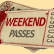 Weekend Pass 2016