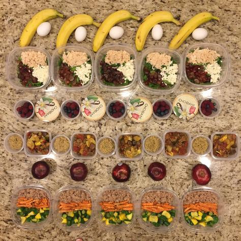 Weekly Meal Preparation