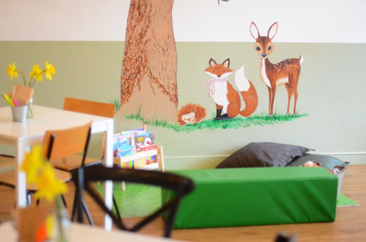 Before & After: A Softplay Renovation for London Children's Cafe