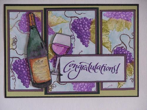 Congratulations - Wine n Grapes