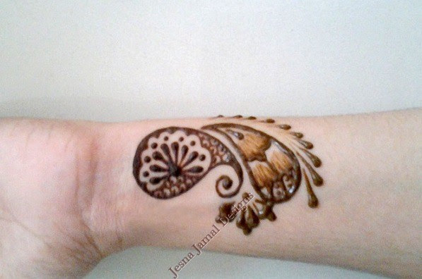 Simple Mehndi Step By Step : Easy mehandi designs ~ youth puls