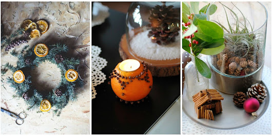 12 Christmas Decorations That Will Make Your Home Smell Amazing