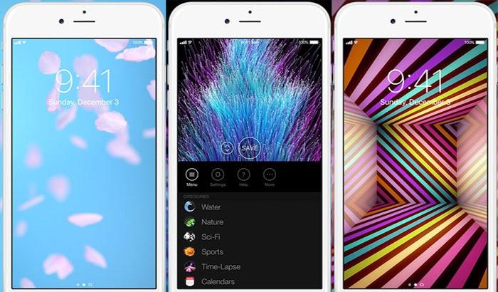 Sports Live Wallpaper Iphone 7: أفضل تطبيقات الخلفيات المتحركة للأيفون