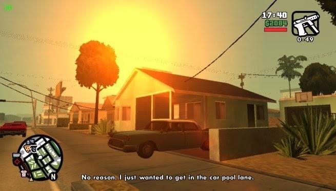 GTA San Andreas 1.5 Released