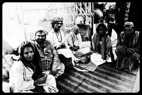 The Rafaee Silsila - The Chancawalli Rafaees At Ajmer by firoze shakir photographerno1
