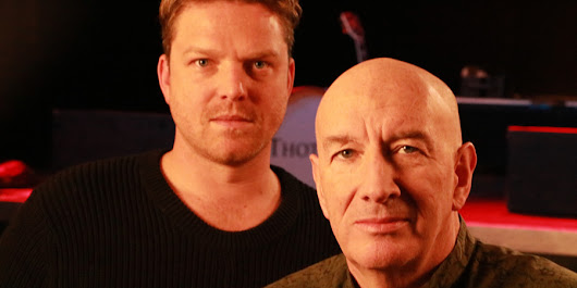 Rhys Thomas interview - Brian Pern - British Comedy Guide
