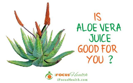 Here's Why You Should Start Drinking Aloe Vera Juice